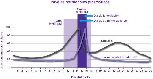 diferencia entre dias de fertilidad y ovulacion